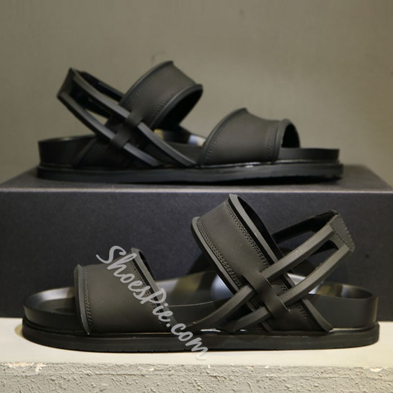 Shoespie New Men's Gladiator Sandals