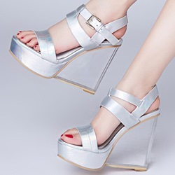 Shoespie Stylish Platform Wedge Sandals