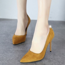 Shoespie Stylish Pointed Toe Stiletto Heels