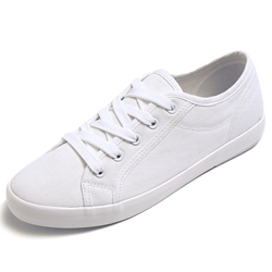 Shoespie Simple Canvas Shoes