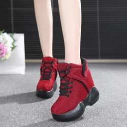 Shoespie Cute Shining Sneakers