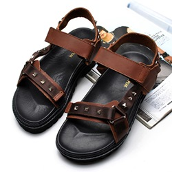 Shoespie Rivets Men's Sandals