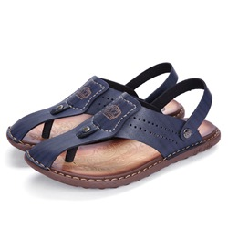 Shoespie Threading Men's Beach Sandals