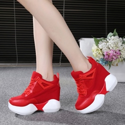 Shoespie Chic Elevated Sneakers