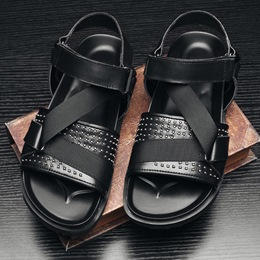 Shoespie Men's Roman Sandals