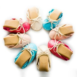 Shoespie Sweet Cute Comfortable Knot Loafers