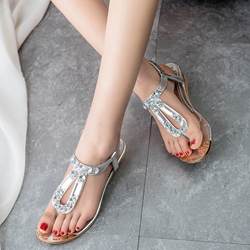 Shoespie U Thong Flat Sandals