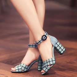Shoespie Elegant Comfortable Cross Wrap Sandals