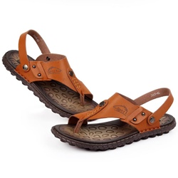 Shoespie New Men's Beach Sandals