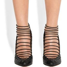 Shoespie Newly Strappy Looks Stiletto Heels