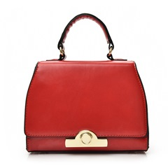 Shoespie Trendy Solid Color Convertible Tote