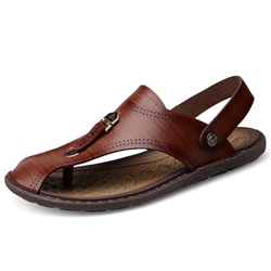Shoespie Slingbacks Thong Men's Sandals