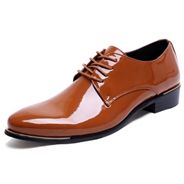 Shoespie Casual Lace-Up Men's Oxfords