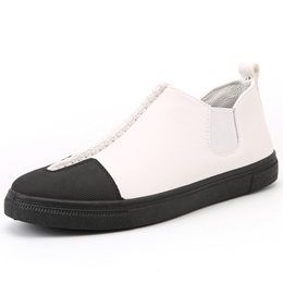 Shoespie Casual Slip-On Color Block Men's Loafer