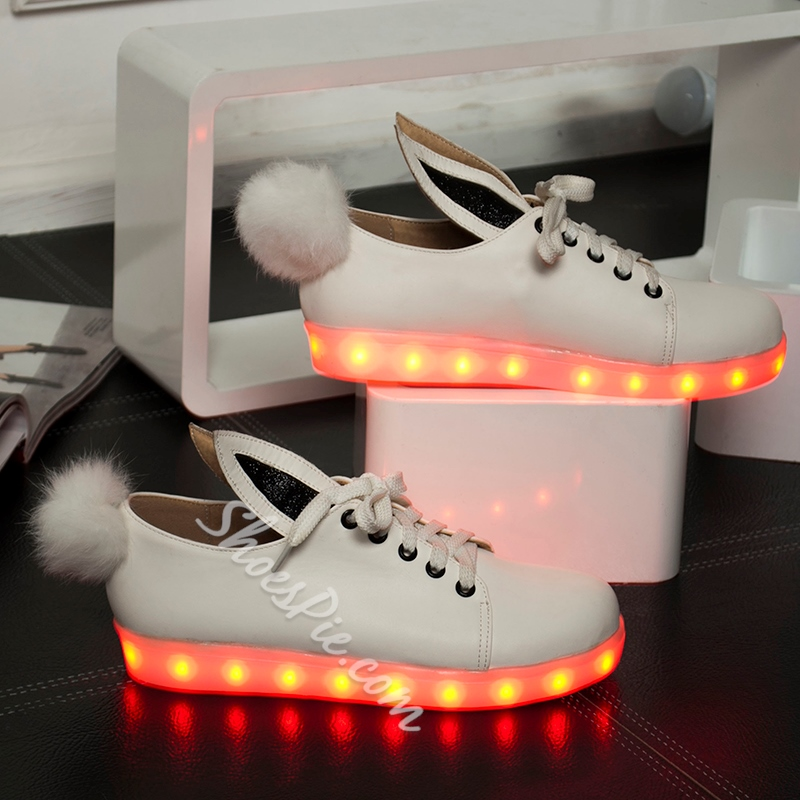 Shoespie Buddy Ears LED Shining Sneakers