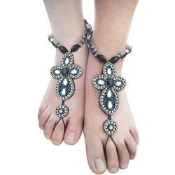 Shoespie Bohemia Jewelled Anklets