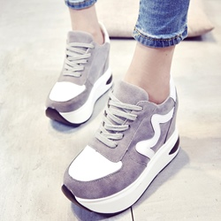Shoespie Cute Platform Sneakers