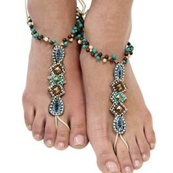 Shoespie Bohemia Beach Anklets