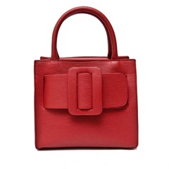Shoespie Fashion Giant Buckle Convertible Tote Bag
