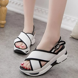 Shoespie Casual Flat Sandals