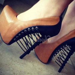 Cool Show Fashionable Platform Stiletto Heels