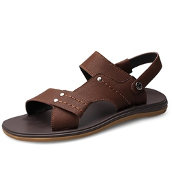 Shoespie Threading Men's Sandals