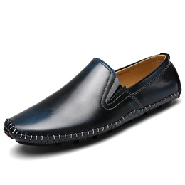 Shoespie Brushed Threading Men's Loafers