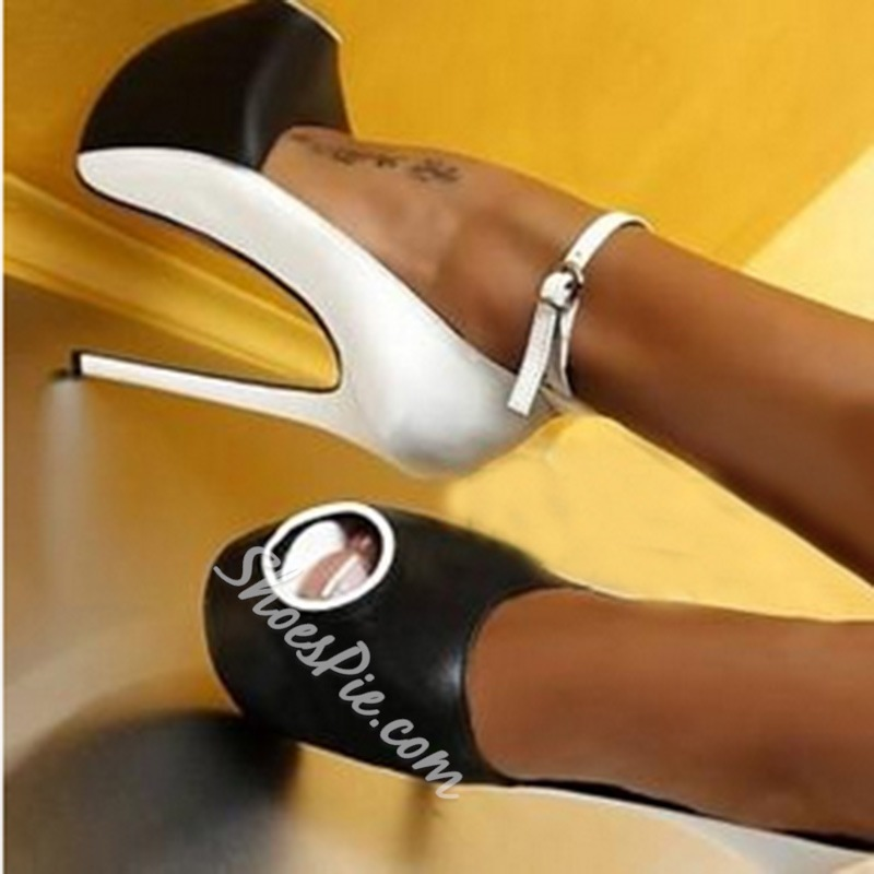 Wild Night Club Wear Platform Heels