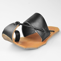 Shoespie Unique Leather Men's Slippers