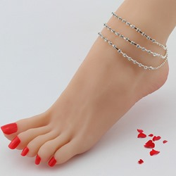 Shoespie Sexy Layered Sunshine Anklet