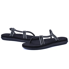 Shoespie Braided Ropes Men's Thong Slippers