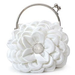 Shoespie Elegant Flower Wedding Clutch Bag