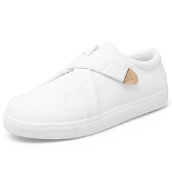 Shoespie Comfortable Cross Vecro Sneakers