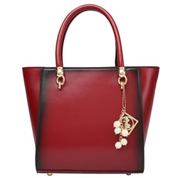 Shoespie Chic Zipper Medium Tote Bag
