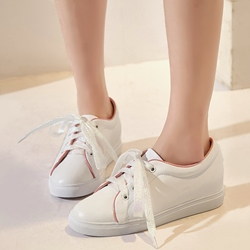 Shoespie Multi Color Shoe Lace Sneakers