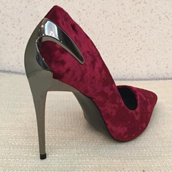 Shoespie New Stylish Court Stiletto Heels