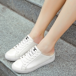 Shoespie Naked Ankle Lace Up Casual Shoes