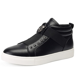 Shoespie Chic Decoration Easy-On Men's Sneakers