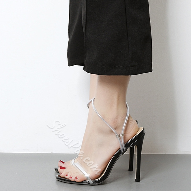 Shoespie Concise Sexy Strappy Dress Sandals