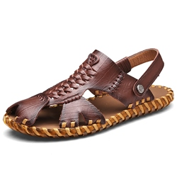 Shoespie Trim Men's Beach Sandals