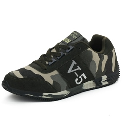 Shoespie Camo Men's Athletic Shoes