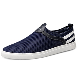 Shoespie Mesh Slip On Men's Summer Casuals