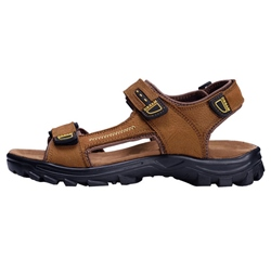 Shoespie Open Toe Velcro Men's Sandals