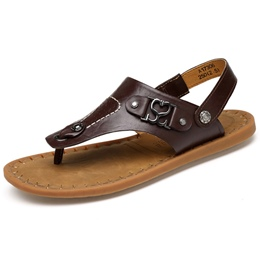 Shoespie Thong Men's Beach Slippers Sandals