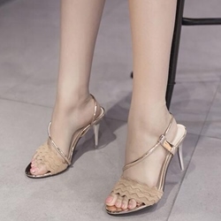 Shoespie Stylish Stiletto Heel Sandals