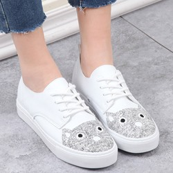 Shoespie Cute Kittens Canvas Shoes