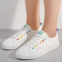 Shoespie Colorful Mesh Sneakers