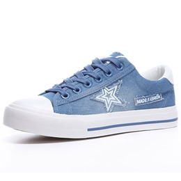 Shoespie New Arrival Denim Men's Sneakers