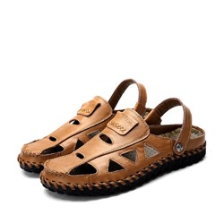Shoespie Cutout Men's Sandals