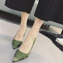 Shoespie Sexy Pointed-toe Shallow mouth Stiletto Heels